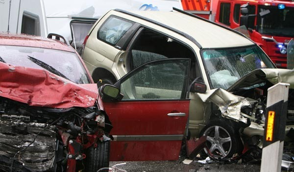 Drunk driving is the main cause of most fatal accidents.