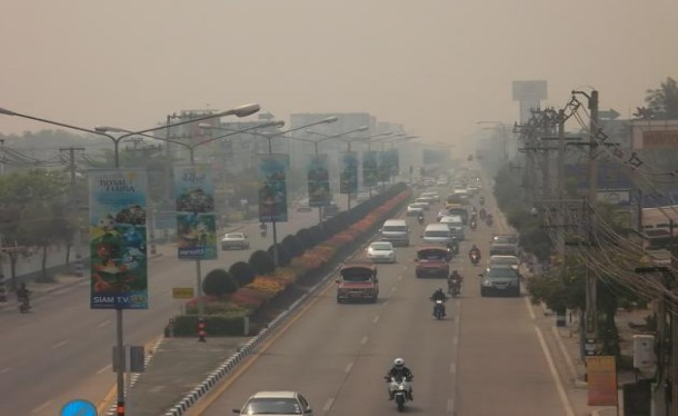 Chiangrai Air Quality Very Poor this is especially hard on the elderly