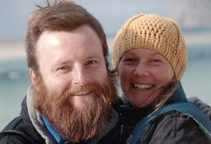 Peter Root and Mary Thompson, both 34,