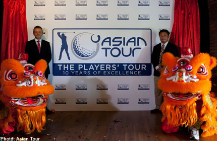 The 2013 OneAsia Tour begins this week at the Thana City Golf and Sports Club in Bangkok