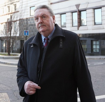 James McCormick, 56, was found guilty of three counts of fraud at London's Old Bailey court