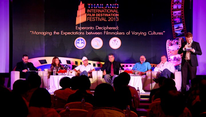 """The inaugural event includes screenings of hit Hollywood movies shot in the country, panel discussions, and a short film competition called the """"Amazing Thailand Film Challenge."""""""