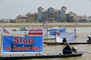 he main fears from dams like Xayaburi, which have evoked strong reactions from Cambodia and Vietnam, are that they will throw the world's second biggest freshwater fish habitat after the Amazon,