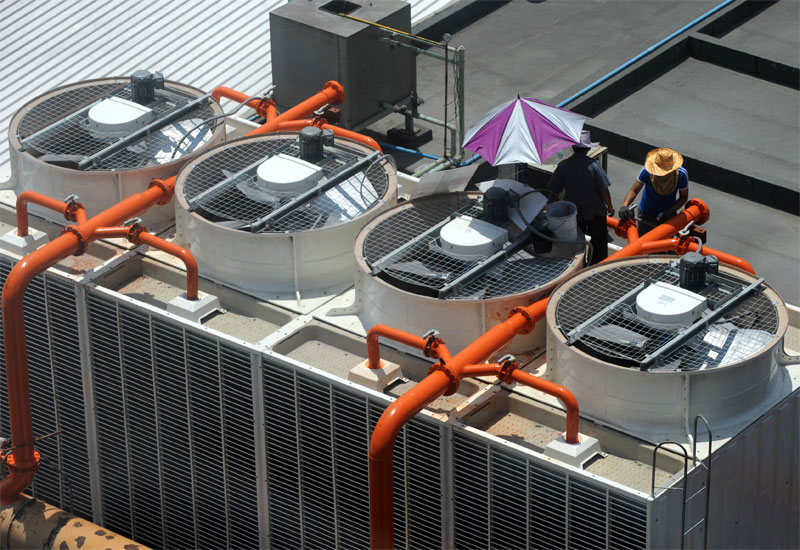 Surge in air conditioner use comes as about 15 percent of Thailand's electricity output will be affected from midday (0500 GMT) on Friday