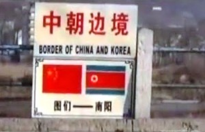The easiest part was fleeing across the border to China