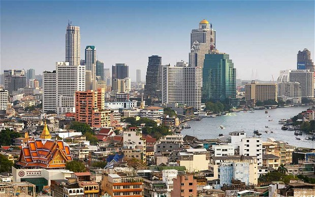 Bangkok is expected to welcome 15.98 million arrivals this year
