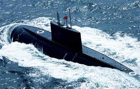 The Kilo class is the NATO reporting name for a naval diesel-electric submarine that is made in Russia.