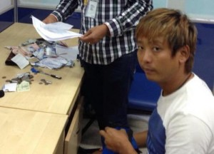 Chinese national Hung Jin Tia, also known as Mr Tawan, was charged with working illegally as a Phuket tour guide