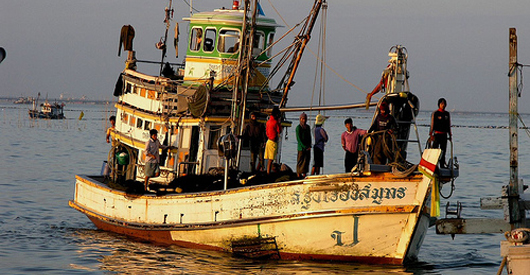 forced labor abuses play out on Thai-owned fishing trawlers each day
