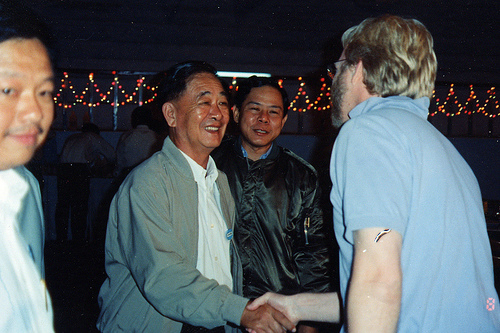 Lo Hsing Han was the biggest heroin supplier in the world in the 1970's, did some jail time in Thailand in the 1970's, but managed to evade extradition to the United States
