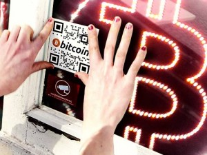 Bitcoin is a digital currency which is maintained through a peer-to-peer network.