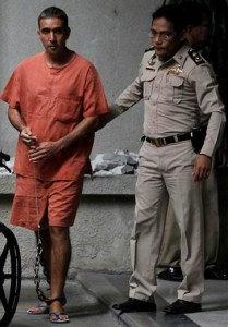 43-year-old Mohammad Kharzei got 15 years in jail for possessing explosives.