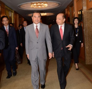 Wang YI as well met with Thai Deputy Prime Minister and Foreign Minister Suraporn Tovichakchaikul