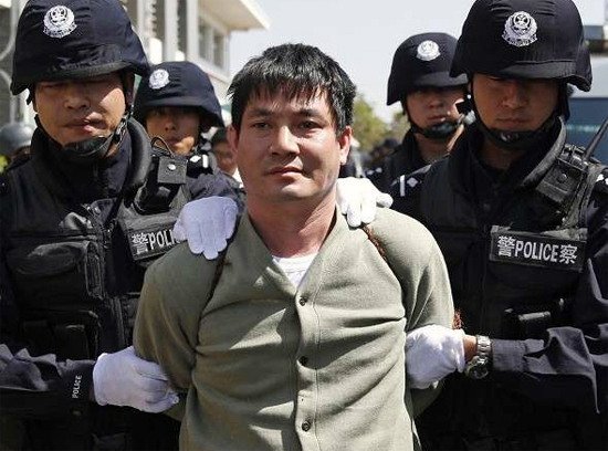 Naw Kham, was executed by Chinese authorities in March