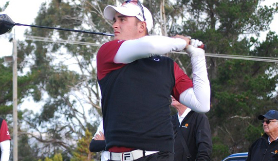 New South Welshman Cameron Davis fired his best round of the championship with a 6-under par 66 while Victorian Geoff Drakeford finished with a 5-under par 67. Queenslander Taylor MacDonald (Photo) shot a 4-under par 68 while Queenslander Aaron Wilkin shot a 3-under par 69.