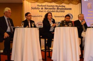 Thailand-Tourism-Marketing-Safety-and-Security-brainstorm-and-forum