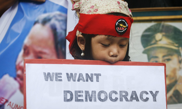 Thais never learned from farangs (foreigners) how to make democracy work
