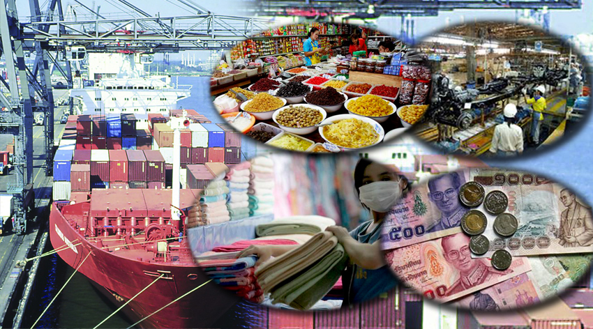 Thailand's Economy Tested By Political Unrest