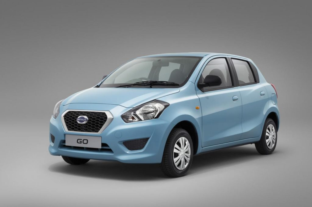 Nissan is pushing into Asian markets with the Datsun