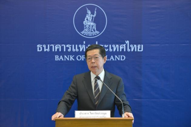 Bank of Thailand governor Prasarn Trairatvorakul said on Friday that foreign investors have maintained confidence in the Thai economy.