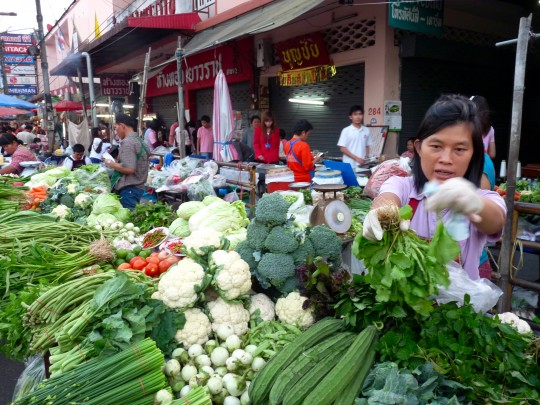Vendors are found to use formalin to keep their merchandise fresh