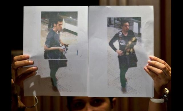 Malaysian police chief Khalid Abu Bakar told a news conference Tuesday that investigators had determined one was a 19-year-old Iranian planning to enter Germany to seek asylum