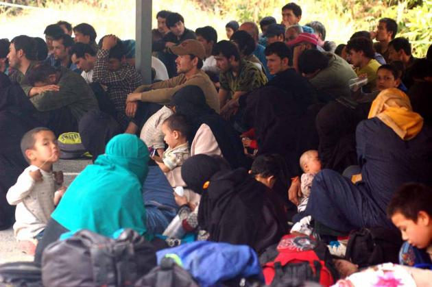 The group included 78 men, 60 women and 82 children