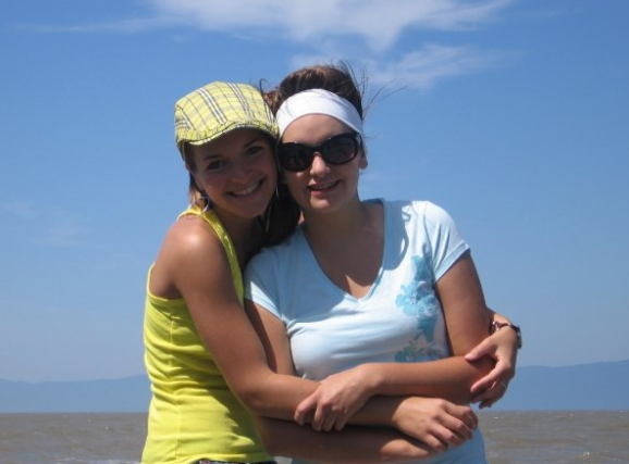 Audrey and Noémi Bélanger died mysteriously while on holiday in 2012