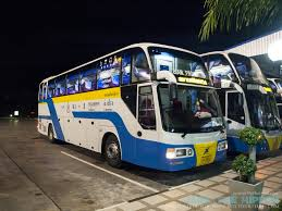 private companies such as Siam First Tour are gradually replacing the double deckers with single deck buses on routes to the North