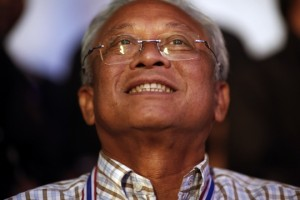 """Protest leader Suthep Thaugsuban, who has led the movement for six months, has called for a """"final push"""" to install an unelected new prime minister"""