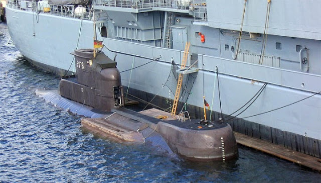 The navy has sent 18 officers for a 32-week submarine training course in Germany, and another 10 for a similar eight-week course in South Korea. The navy plans to send more officers to attend exercises and seminars abroad to boost their knowledge of submarines, Rear Adm Panu said.