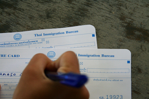 Thailand introduces tough new overstay rules