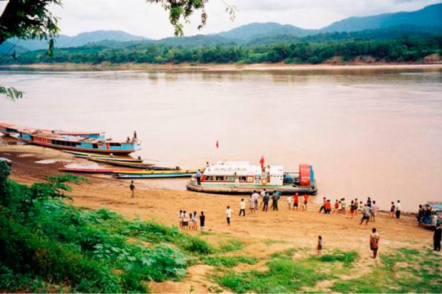 The unique collection of photos is featuring the Mekong River, the longest river in Southeast Asia, which is more and more threatened by the building of dams and industrial development schemes.