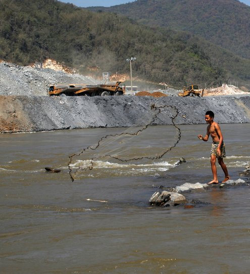 Such prospects have already caused tensions, and have even strained relations among some governments in the region. Laos, for example, has proceeded with construction on the Xayaburi dam