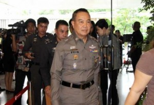 Deputy national police chief Pol General Somyot Pumpunmuang - See more at: http://news.asiaone.com/news/asia/thailand-tightens-security-tourists-embassies#sthash.7a1b7zQB.dpuf