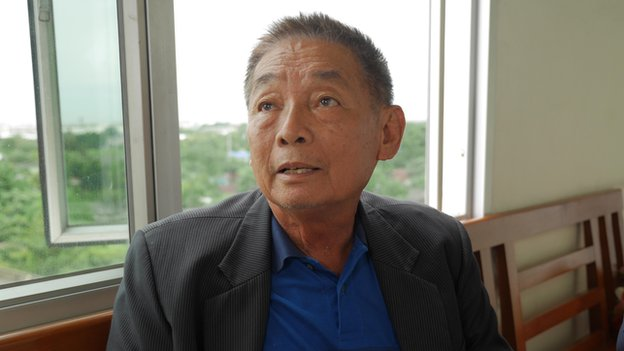 Natural Fruit, owned by Wirat Piyapornpaiboon, is seeking $10m in a civil suit against Mr Hall