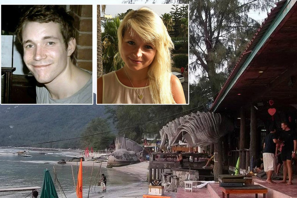 Police unsure if killers of Hannah Witheridge and David Miller are still on island or if there was more than one murder weapon