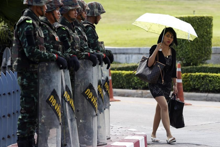 The economy has yet to show much improvement after the recent military coup - See more at: http://www.themalaymailonline.com/money/article/thailand-cuts-growth-outlook#sthash.PPoTQB7G.dpuf