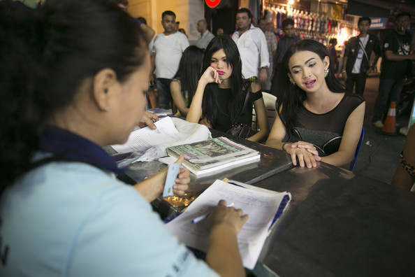 Crime Reduction Campaign In Pattaya Clamps Down On Thai Ladyboys