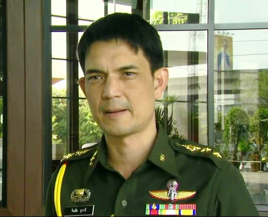 Colonel Winthai Suvaree  insisted that the NCPO's duty was to maintain peace and order.