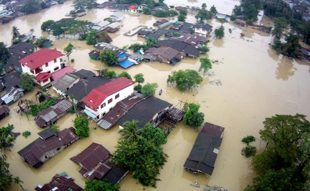 Homes, schools and businesses across many southern provinces have been hit by floods over the past few days, with tens of thousands of residents affected