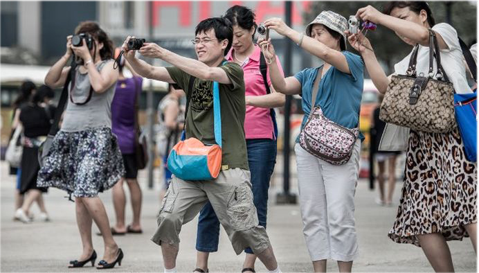 Political unrest kept tourists away from Thailand for much of this year, but a surge in Chinese tourists over the past two months may signal a recovery next year,