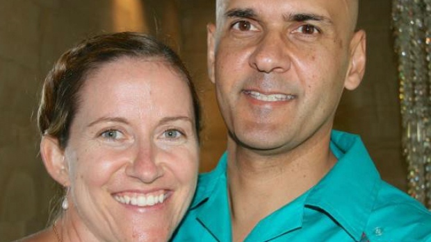 Neil Bantleman, seen here with his wife, Tracy,