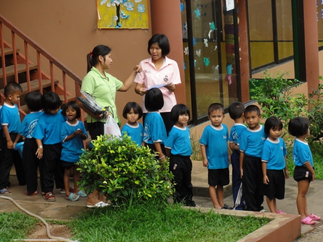 Kindergartens or pre-schools are available for children aged four to seven years nationwide and they serve as preparation for elementary school