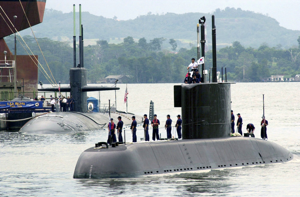 South Korean Chang Bogo Class submarine is reportedly the least expensive at around $330 million each.