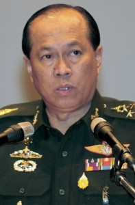 Gen. Anupong Paojinda Minister of Interior