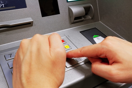 You can protect against the vast majority of ATM card skimmers simply by physically obscuring your hand when entering your PIN