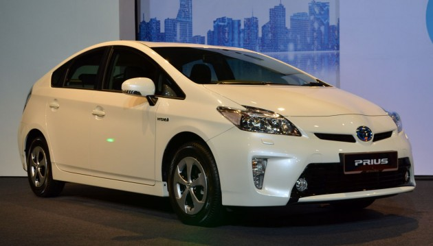 Toyota said all Prius cars sold in Thailand were made at its plant in Chachoengsao. Please credit and share this article with others using this link:http://www.bangkokpost.com/business/news/490008/nacn-calls-for-toyota-duty-probe. View our policies at http://goo.gl/9HgTd and http://goo.gl/ou6Ip. © Post Publishing PCL. All rights reserved.
