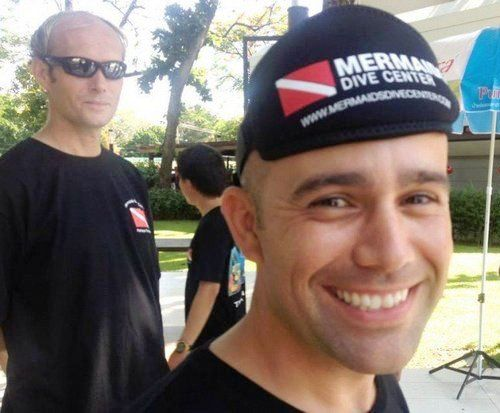 shua Devine, who disappeared from a diving trip off the coast of Thailand this weekend