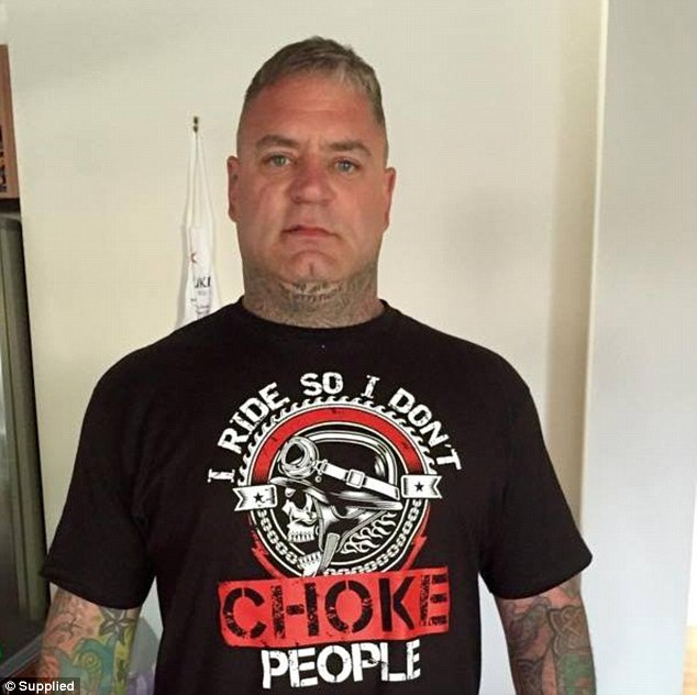 Immigration Minister Peter Dutton made the decision not to allow Bandidos bikie member back in Australia Read more: http://www.dailymail.co.uk/news/article-3086494/The-Bangkok-bikie-Bandido-chief-stranded-Thailand-government-cancels-visa.html#ixzz3aaUXc9O6 Follow us: @MailOnline on Twitter   DailyMail on Facebook